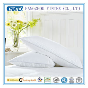 Factory Price Cheap Hotel Alternative Feather Pillow pictures & photos