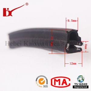 Durable Car Parts Extruded Rubber Strips for Doors pictures & photos