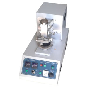 Flexing and Edge Wear Testing Machine for Leather Material pictures & photos