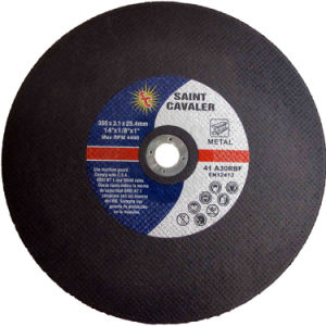 Metal Cutting Wheels 305X3X25.4 pictures & photos