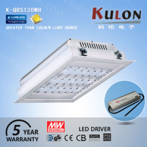120W Gas Station Hall LED Recessed Light