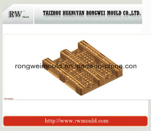 Custom Made Plastic Pallet Mould Injection Mold