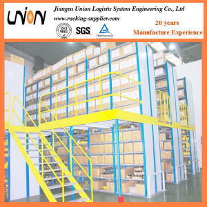 Steel Warehouse Multi-Level Mezzanine Rack pictures & photos