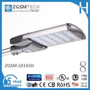 165W Philips LED Lm79 LED Street Light 100-277V 480V AC pictures & photos