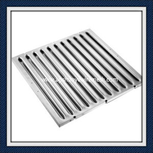 Washable Reuseable Stainless Steel Aluminum Mesh Grease Filter pictures & photos
