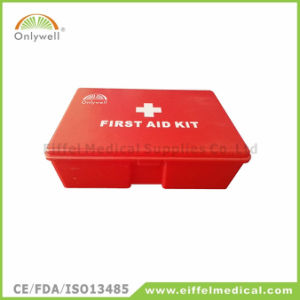 PP Promotion Medical Emergency Rescue First Aid Box pictures & photos