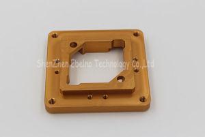 CNC Machined Anodized Aluminum Parts pictures & photos