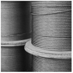 ISO Certification and Construction Application Stainless Steel Wire Rope pictures & photos