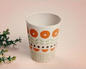 Bamboo Fiber Cup with Printed (BC-CP1009) pictures & photos