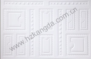 PVC Embossed Board (Y-22) pictures & photos