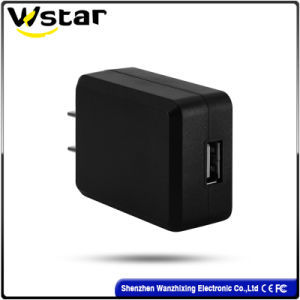 2.1A Universal Travel USB Wall Charger for Android Cell Phone pictures & photos
