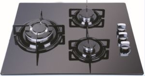 Popular Gas Hob with Front Panel Knob Control