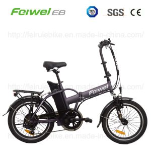 20 Inch Electric Folding Bike of En15194 pictures & photos