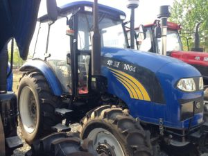 100HP 4WD Big Farm Traktor with Yto Engine pictures & photos