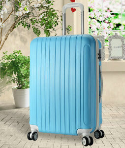 Hot Sale ABS Elegant Travel Trolley Luggage pictures & photos