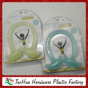 Eco-Friendly and Portable Silicone Exercise Pull Rope pictures & photos