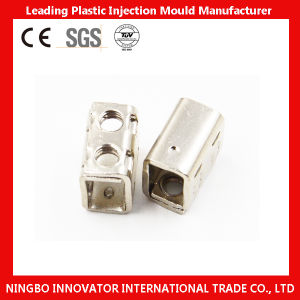 Single / Double Wiring Hole Brass Connector Cable Connector (MLIE-BTL055) pictures & photos