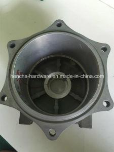 OEM/ODM Aluminum Die Cast Auto Cover