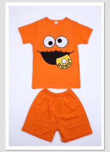 Cheap Customize Logo Soft Cotton Lovely Kids Garment pictures & photos
