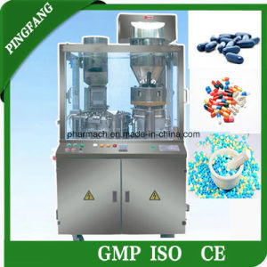 Automatic Hard Capsule Filling Machine (NJP1200/1000/900/800) pictures & photos