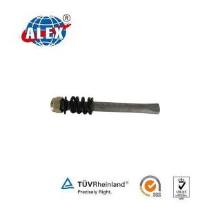 Special Fastener Anchor Bolt with Spring Washer and Nut