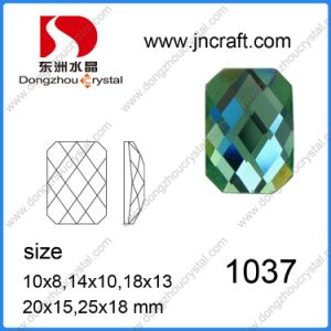 Glass Mirror Garment Findings for Jewelry Making pictures & photos