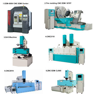 Creator Cj102 CNC Small Hole EDM Drilling Machine pictures & photos