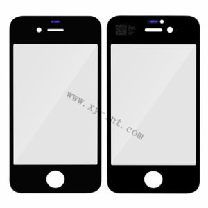 Good Quality Outer Front Screen Glass Lens for iPhone 4G pictures & photos