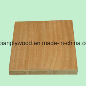 15mm Block Board 1220X2440mm Furniture Usage pictures & photos