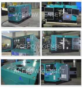 50kw/63kVA Generator Diesel Powered by Ricardo Engine pictures & photos