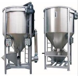Vertical High Speed Machine Mixer for Mixing Plastic Granules pictures & photos