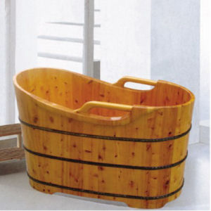 Hot Sales Sanitary Ware Indoor Unilateral Wooden (NJ-005A) pictures & photos