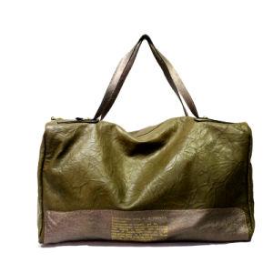2015 New Chaodai Genuine Leather Travel Bags Box Type Handbag