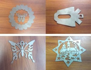 Sheet Metal Laser Cut/Aluminum Cut/PVC Cut Iron Wire pictures & photos