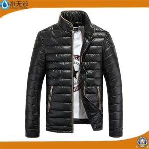 Wholesale Jacket Fashion Padded Coat Men Warm Bomber pictures & photos