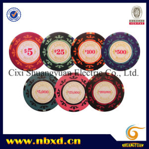 14G Clay 007 James Bond Casino Royale Poker Chip pictures & photos