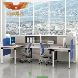 New Design Modern Furniture Office Desk (HY5013) pictures & photos