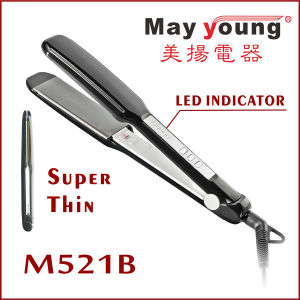 Mch Heating Element 450 Degrees Ceramic LED Hair Straightener pictures & photos