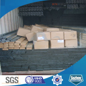 Steel Channel/ High Strength Galvanized Channel Steel pictures & photos