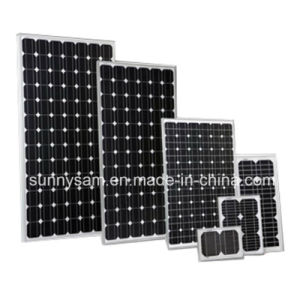 50W High Quality and Efficient Mono Solar Panel pictures & photos