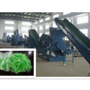 200kg/H High Quality Plastic Pet Bottle Washing Recycling Line