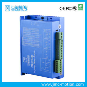 2 Phase Full Closed Loop Stepper Driver for CNC Machine Jmc 2HSS86h 24-75VDC pictures & photos