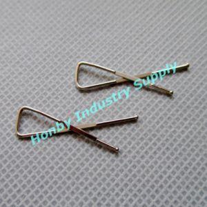 Handsome X-Shape Metal Shirt Clips (P160114E) pictures & photos