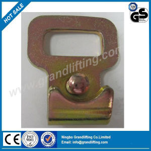 Galvanized Lashing 1′′ Hook Push Button Buckle pictures & photos