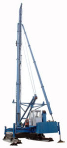 Long Spiral Drilling Rig Equipment