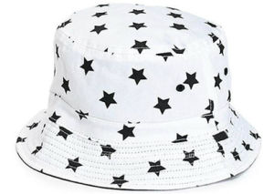 Custom High Quality Plain White Cotton Bucket Hat pictures & photos