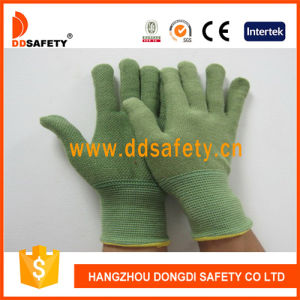Ddsafety 2017 Green Bamboo Fiber with Latex Gloves pictures & photos