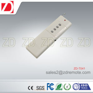 Long Working Distance RF Wireless Remote Control pictures & photos