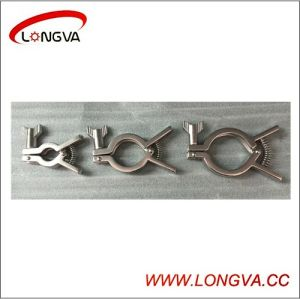 Wenzhou Manufacturer Ss304 Clamp with Spring pictures & photos