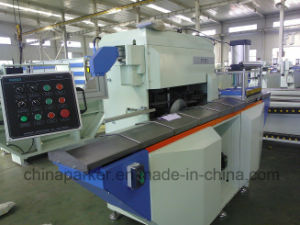Aluminum Window Fabrication End Milling Machine pictures & photos